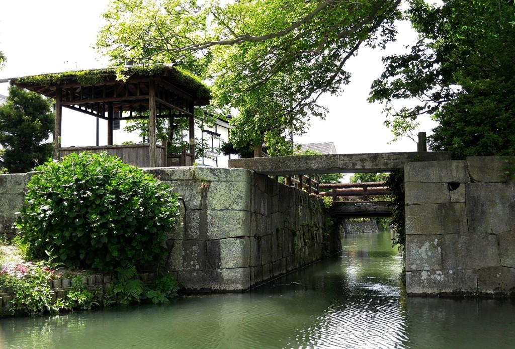 柳川城水門2