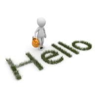 こんにちは?こんにちわ?