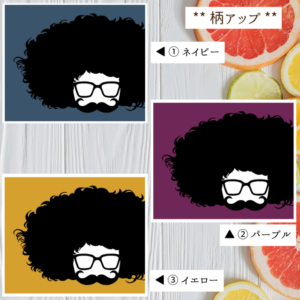 『アフロマン!』☆パスケース☆2