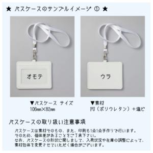 『フラミンゴパターン』☆パスケース☆3